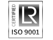 ISO9001 certified steel supplier