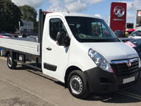 New Vauxhall Movano added to the KV Steel Fleet