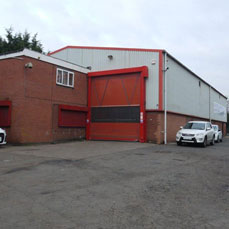 Unit 3 heath road Darlaston