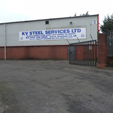 KV Steel, Steel suppliers and stockholders